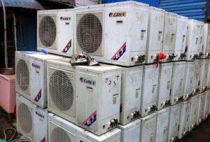 石家庄空调回收 回收二手柜机空调 大金空调回收 中央空调回收